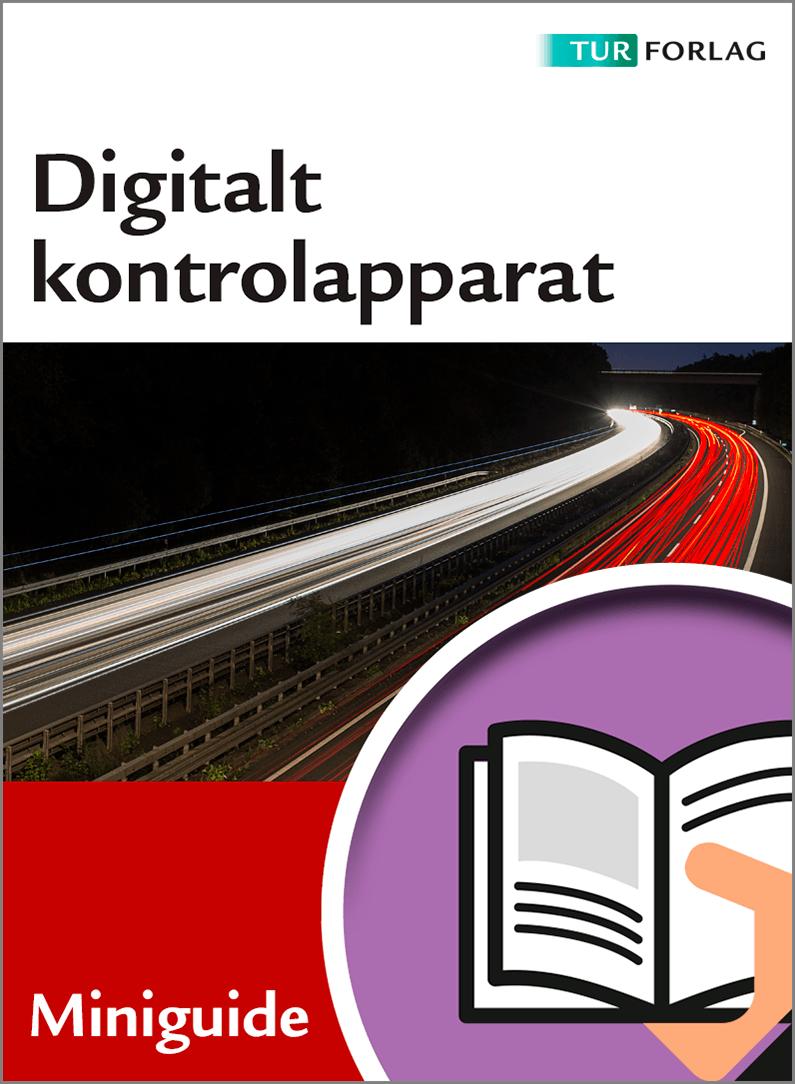 Digitalt kontrolapparat