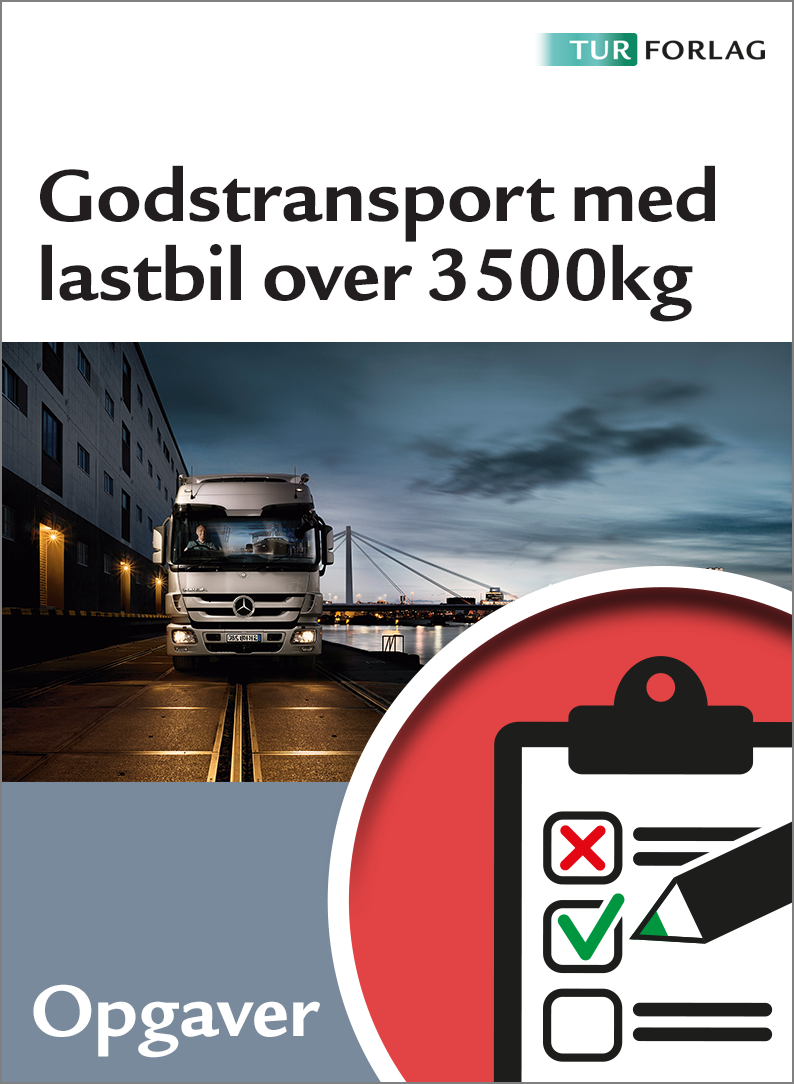 Godstransport med lastbil over 3.500 kg
