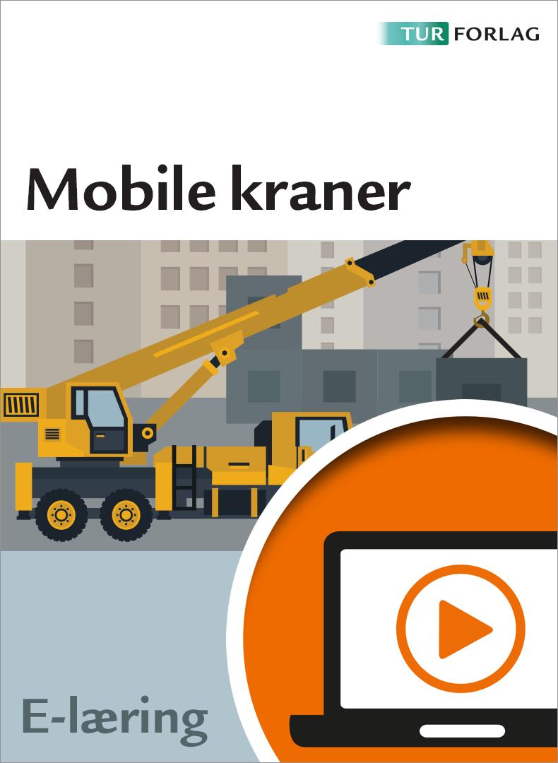 Certifikat til Mobile kraner