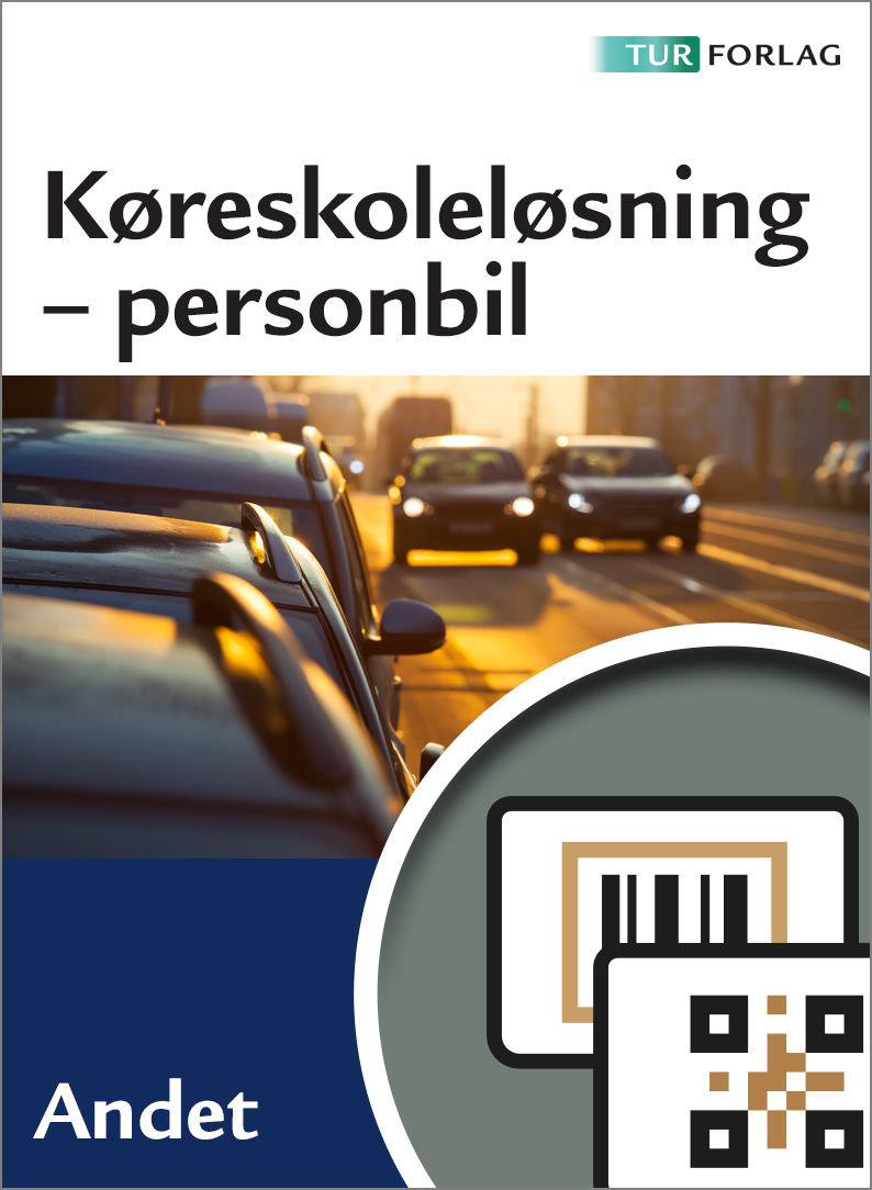 Køreskolepakke - Personbil