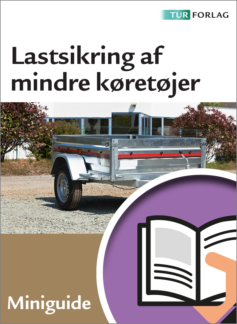 Lastsikring af mindre køretøjer