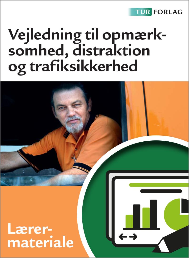 Vejledning til opmærksomhed, distraktion og trafiksikkerhed